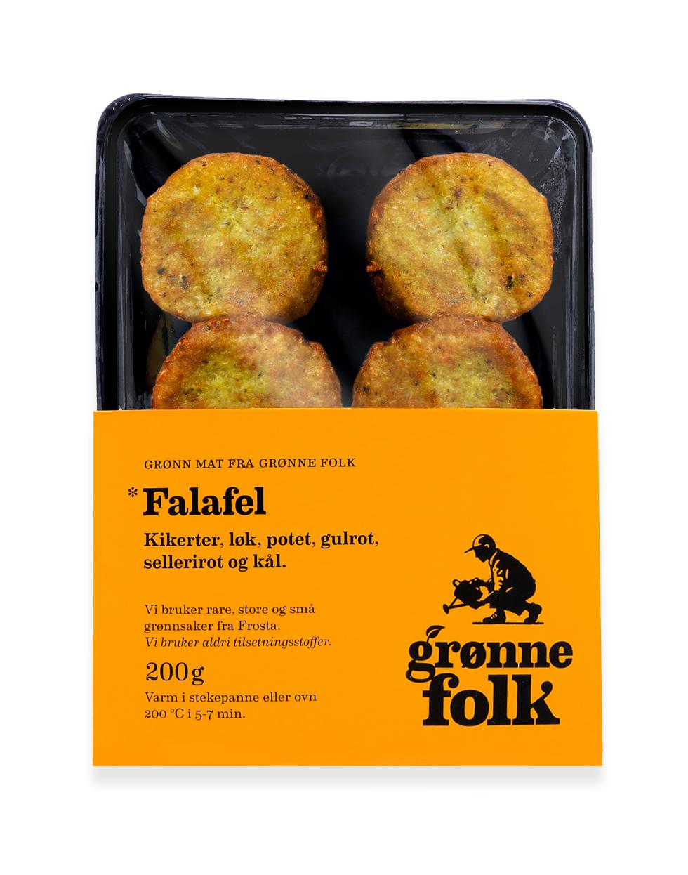 Grønne Folk: Falafel
