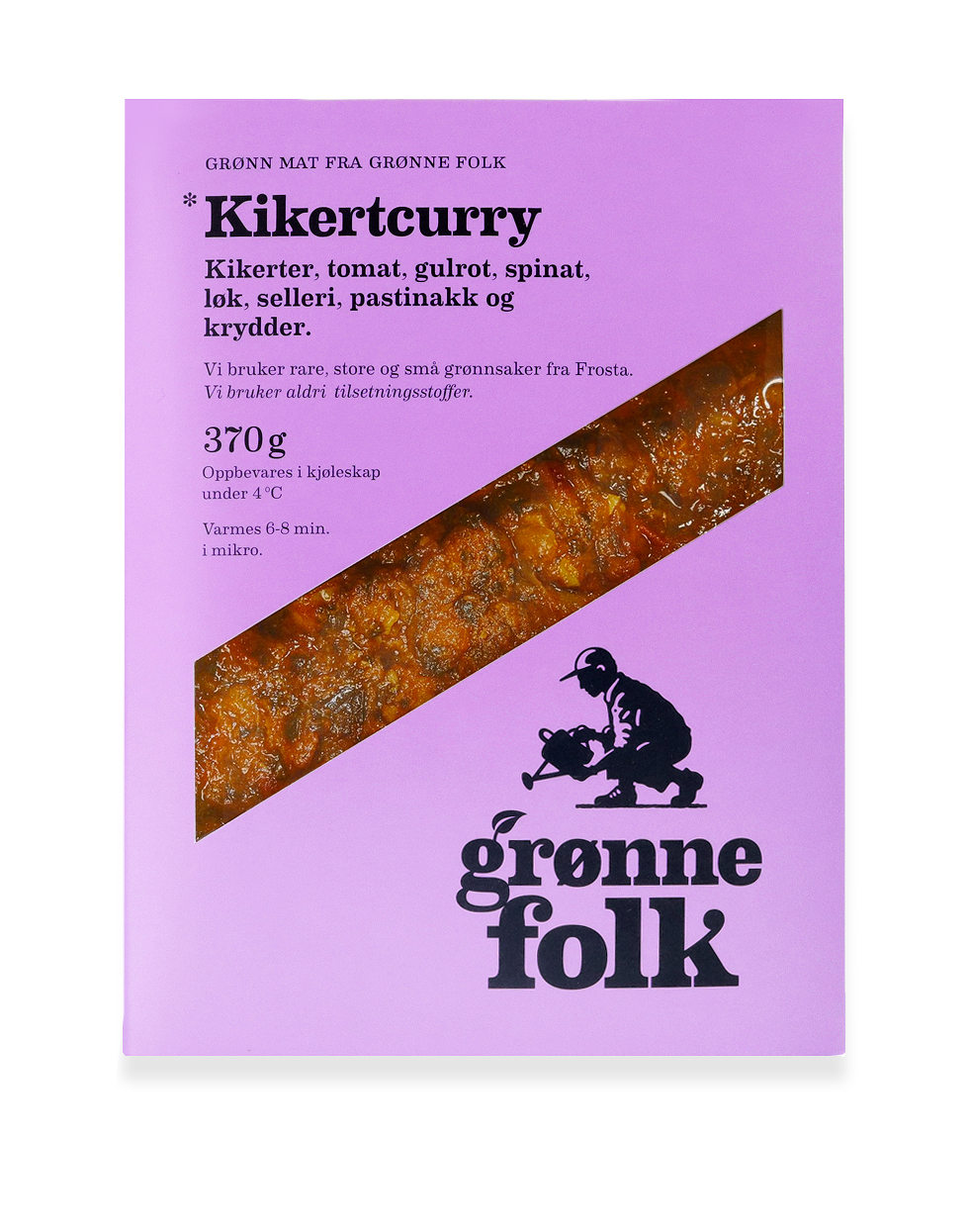 Grønne Folk: Kikertcurry